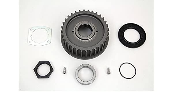 Alloy Front Pulley 32 Tooth V-Twin 20-0447