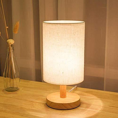 Lámpara de Mesa E27 Lámpara Vintage moderna Sombra Mesa escritorio ...