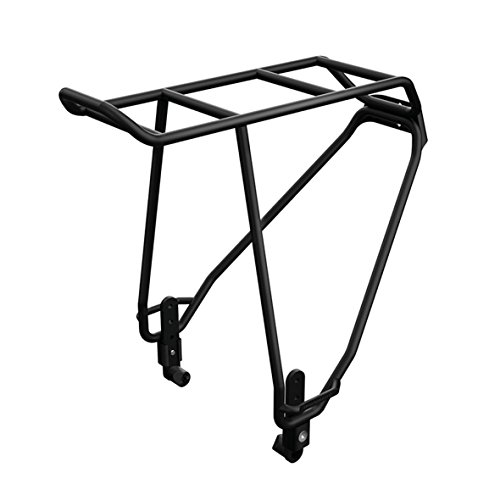 Rack Blackburn Rear (Blackburn Central Rear Rack Black, One Size)