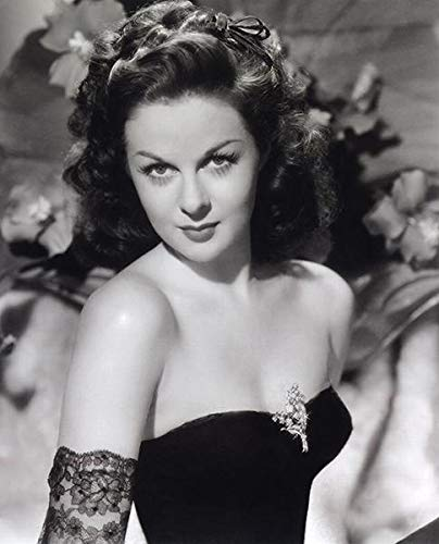 Susan Hayward - Movie Star Portrait Poster ()