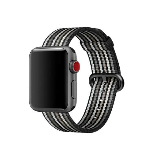Amazon.com: Strap for Apple Watch Band 4 42mm/38mm iwatch 3 ...