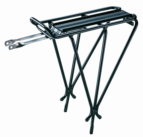 Explorer Rack Without Spring, Black by Topeak