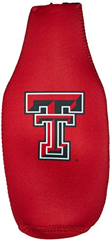 NCAA Texas Tech Red Raiders Bottle Drink Coozie