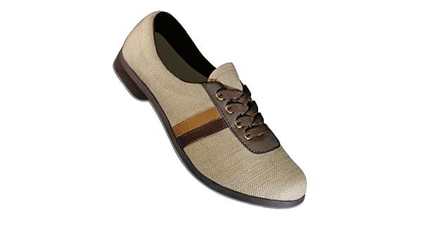 cdfa3ef3bf700 Amazon.com | Aris Allen Retro 1970s Bowling Swing Shoes - CLEARANCE ...