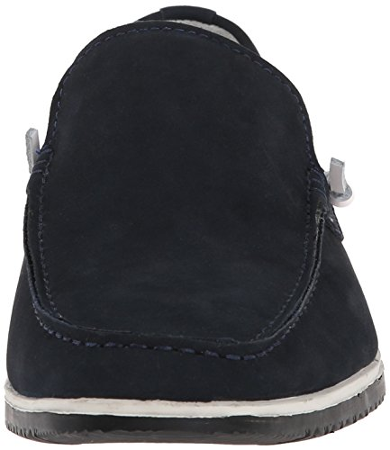 Kenneth Cole New York Heren Heilige Joe Instappers Loafer Marine