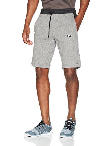 Nike Mens Modern Shorts Dark Grey/Black 834350-091 Size Small