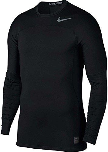 NIKE Pro Hyperwarm Top Mens Shirt Fitness/Workout Gym