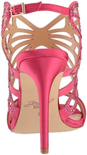 Badgley Mischka Jewel Womens Taresa Heeled Sandal Pink 7qMB0A