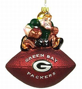 SC Sports Green Bay Packers Team Mascot Football ()
