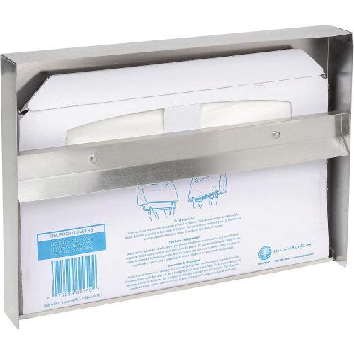 Bobrick ClassicSeries153; Surface Mounted Seat Cover Dispenser B-221 B-221