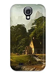 Larry B. Hornback's Shop Hot Cute Tpu Grist Mill Case Cover For Galaxy S4