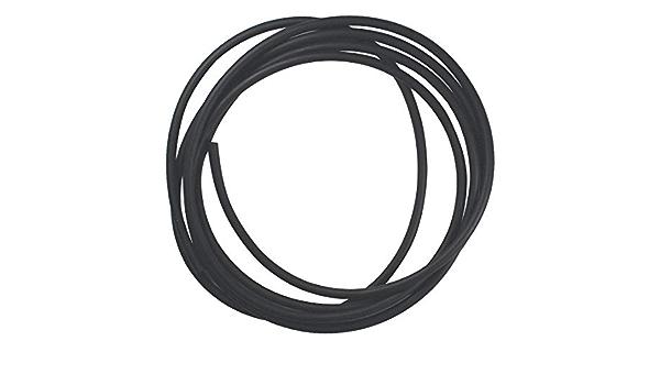 2mm White Rubber Solid Rubber cord White Round Rubber Cord S 40 255