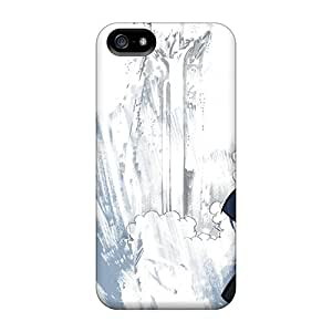 Ultra Slim Fit Hard Kristhnson Case Cover Specially Made For Iphone 5/5s- Samurai