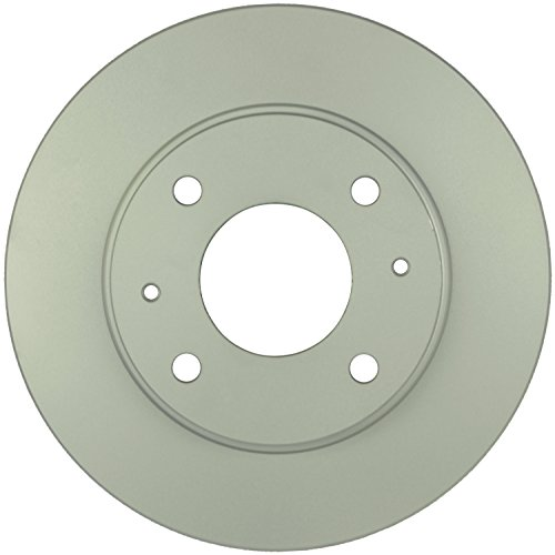 Bosch 28010806 QuietCast Premium Disc Brake Rotor, Front ()