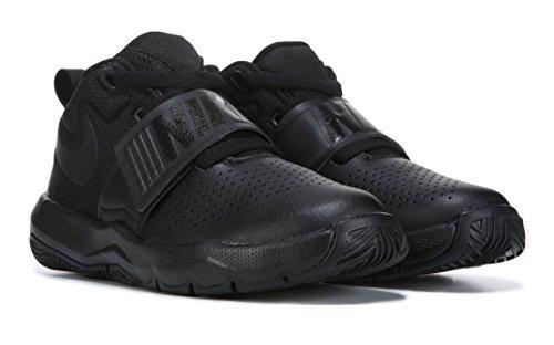 D Nike Team 8 Hustle Scarpe Nero ps Basket 013 black Bambino Da FwHqE6wT