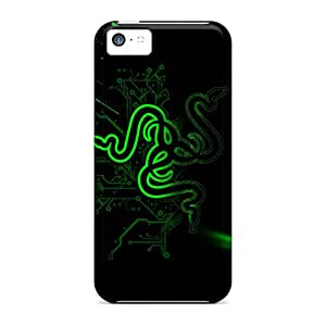 Iphone High Quality Cases/ Razerworld01 NyM47330wUBW Cases Covers For Iphone 5c