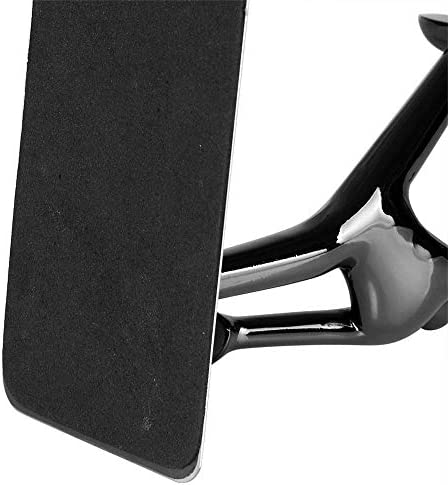Zxyan 本棚 置物 装飾的な金属製ブックエンドヘビーブックエンド(:18.5x7x15.5cm色、サイズ)付きブックエンドノンスリップブックブックぬいぐるみホームオフィス装飾層1 おしゃれ