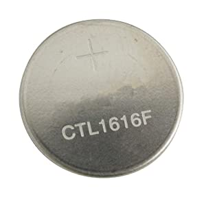 41w%2BOK3EhML. SS300  - Panasonic CTL1616 Solar Rechargeable CTL 1616 Battery Replacement Watch Cells Casio