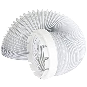 Vent Hose u0026 Adaptor Kit For Indesit Tumble Dryer (2 Metres 4u0027u0027  sc 1 st  Amazon UK & Vent Hose u0026 Adaptor Kit For Indesit Tumble Dryer (2 Metres 4 ...