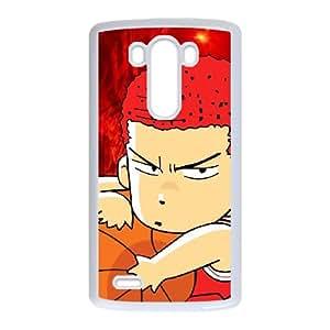 Slam Dunk LG G3 Cell Phone Case White I3606100