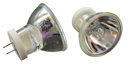 2pcs 12V 75W Donar Bulb RM-81 For Demetron Kerr VCL 100 VLC 200 VLC300 VLC 401 20140 20437 Ortholux 3M - Optilux 100 101 400 401 403 500 501 75W Curing Lamp - EFOS 3021 De Trey Prismatics Euro 64617 from Donar