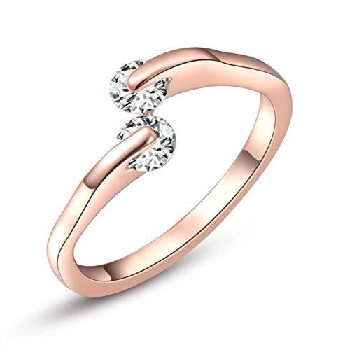 Suyi Plated Copper Double Diamond