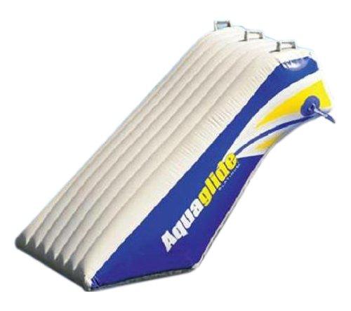 Aquaglide Inflatable Slide - Aquaglide Platinum Plunge Slide