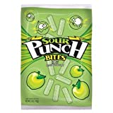 Sour Bites Zappin' Apple Bags 5OZ (Pack of 24)