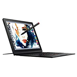 "Lenovo ThinkPad X1 12"" 2-in-1 Business Professional Tablet with Keyboard and Active Pen, 2160 x 1440, Intel i5 (up to 3.30 GHz), 8GB RAM, 256GB PCIE SSD, USB Type-C, SD Card, Win 10 Pro"