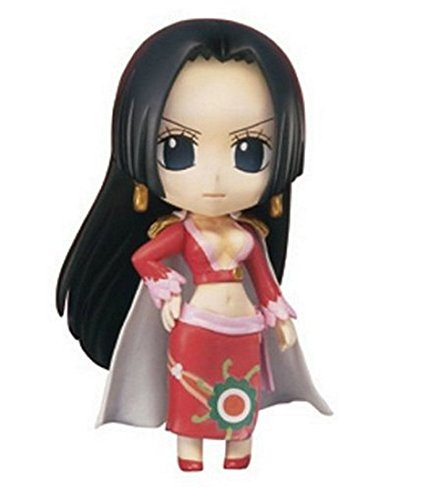 chibi-arts Boa Hancock (PVC Figure) Bandai One Piece [JAPAN] (Anime Chibi Figures compare prices)