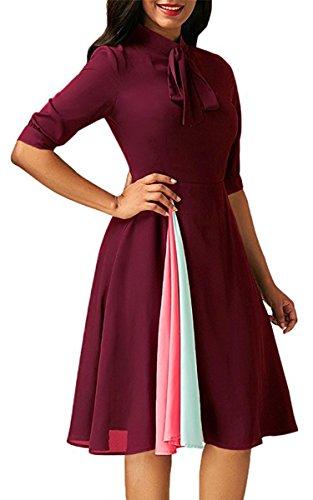 Knee Length Formal Dresses - 7