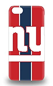 Durable 3D PC Case For The Iphone 5c Eco Friendly Retail Packaging NFL New York Giants Logo ( Custom Picture iPhone 6, iPhone 6 PLUS, iPhone 5, iPhone 5S, iPhone 5C, iPhone 4, iPhone 4S,Galaxy S6,Galaxy S5,Galaxy S4,Galaxy S3,Note 3,iPad Mini-Mini 2,iPad Air )