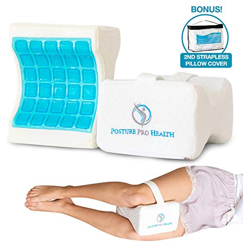 Best Knee Pillow - Posture Pro Health Memory Foam Orthopedic