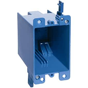 Lamson B120R Carlon PVC Outlet Box