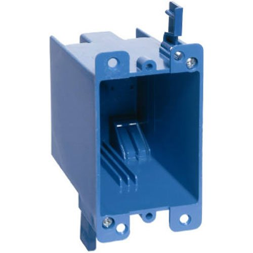 Pvc Switch Box - Lamson B120R Carlon PVC Outlet Box