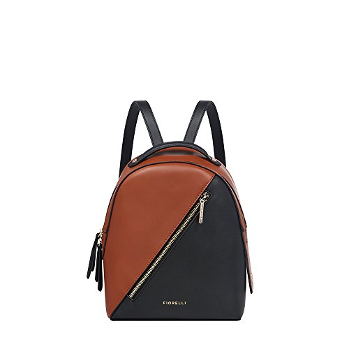 Fiorelli ANOUK MINI Backpack in TAN BLACK