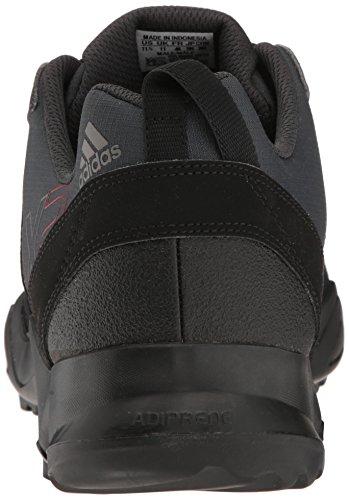 Adidas Outdoor Heren Ax2 Wandelschoen Dark Shale / Black / Light Scarlet