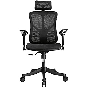 argomax mesh ergonomic office chair emec001
