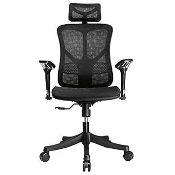 Amazoncom Argomax Mesh ergonomic office chair EM EC001
