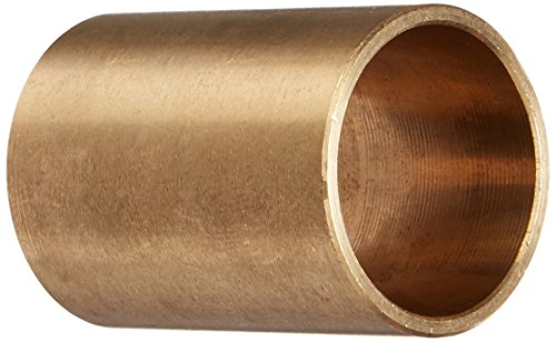 Bunting Bearings CB141611 Sleeve (Plain) Bearings, Cast Bronze C93200 (SAE 660), 7/8