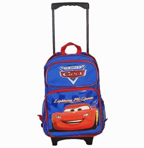 Disney Car Roller Backpack 16