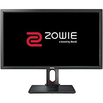 BenQ ZOWIE 27 inch Full HD Gaming Monitor - 1080p 1ms Response Time, 75Hz for Competitive eSports Gaming (w/ Height Adjustment) (RL2755T)