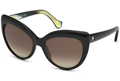 Balenciaga BA 58 BA0058 05K black/other / gradient roviex sunglasses