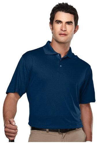Tri Mountain Mens Polyester Ultracool Golf Shirt