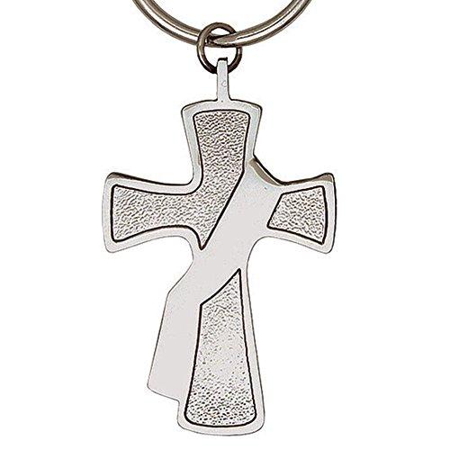 738-K Deacon Cross Keychain - Cross Vestment