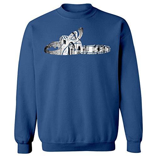 [해외]재미있는 전기 톱 - 기계 톱 날 - 가스 장비 유머 - 스웨트 셔츠 / Funny Chainsaw - Machinery Saw Blade - Gas Equipment Humor - Sweatshirt