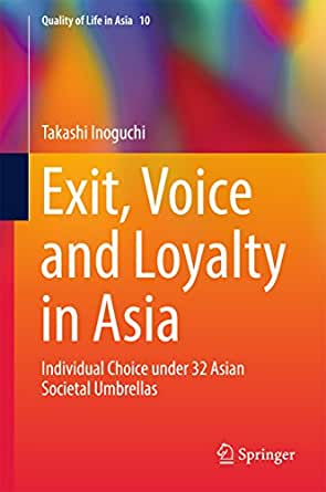 The Voice of Asia by Michener a James
