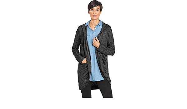 9953d7e6b3 Coolibar UPF 50+ Women s Dunes Merino Cardigan - Sun Protective at Amazon  Women s Clothing store