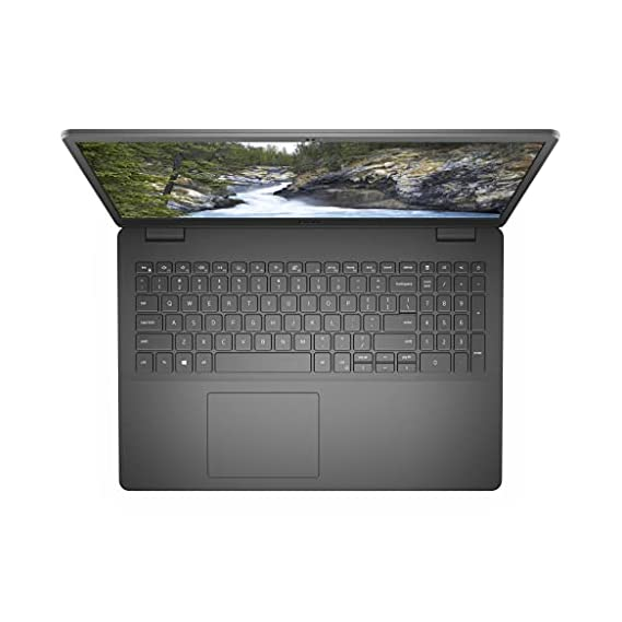 Dell Vostro 3501 15.6-inch FHD Laptop (10th Gen Core i3-1005G1/4GB/1TB HDD/256GB SSD/Windows 10 Home + MS Office/Intel HD Graphics), Accent Black