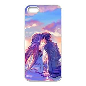 Happy Beautiful romantic lover Cell Phone Case for Iphone 5s